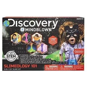 Juego de slime smileology Discovery Kids