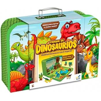 Set parque de dinosaurios Novelty