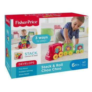 Trenecito de animales Fisher-Price