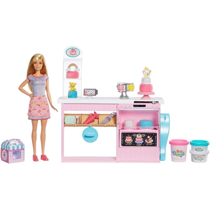 Barbie Decorating Playset