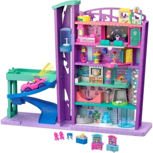 POLLY POCKET! MEGA CENTRO COMERCIAL