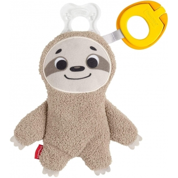Juguete para Bebés Mattel Fisher-Price Clip Portachupón Animalitos