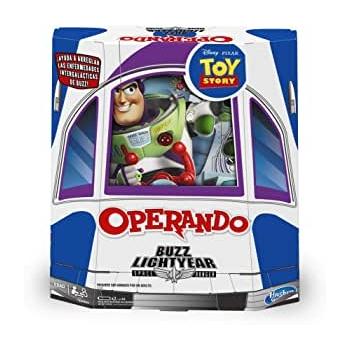 Operando Buzz Lightyear