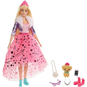 Barbie Dreamhouse Adventures Princesa