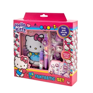 Set Fantástico Hello Kitty
