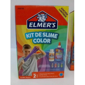 Kit de slime Color 2 piezas Elmers