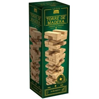 Torre de madera de lujo Novelty