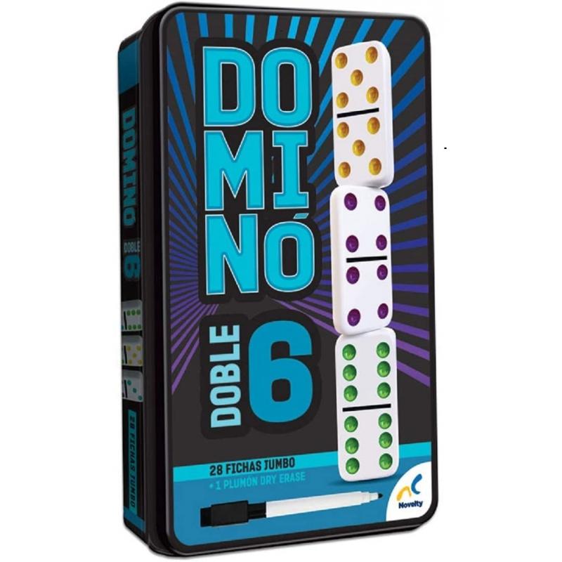 Domino Doble 6