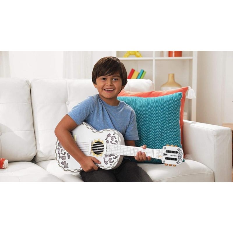 Guitarra interactiva de la película Coco