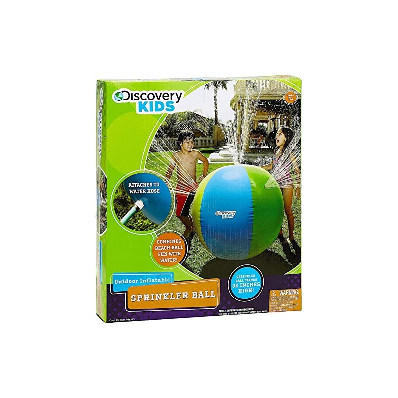 Pelota aspersora outdoor inflable