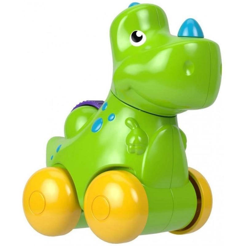 Carrito de dinosaurio Fisher Price
