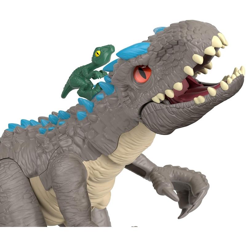 Fisher Price Imaginext Jurassic World Indominus Rex Figura de Acción