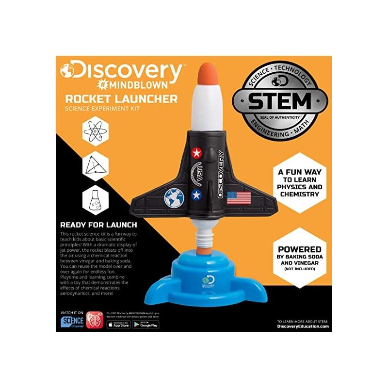 Lanza cohete Discovery