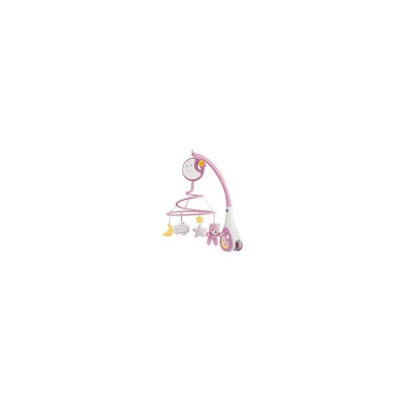 Carrusel  Next2 Dreams Chicco Color Rosa